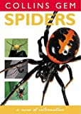 img - for Collins Gem Spiders Photoguide book / textbook / text book