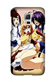 Samsung Galaxy S5 Case, Hot New Fashion Ikki Tousen Anime Case -Unique Pattern