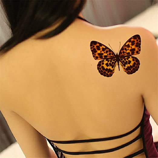 tzxdbh Etiquetas engomadas Originales del Tatuaje Nuevas Etiquetas ...