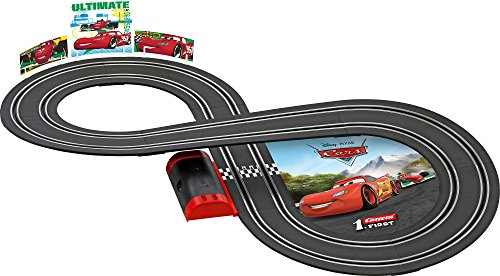 Carrera Disney Race Track Slot Car Set (Slot Car Track Set)