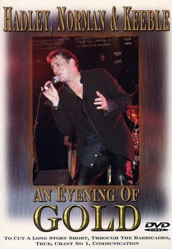 DVD : Hadley, Norman & Keeble - Evening Of Gold (NTSC Format)