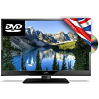 Cello C16230FT2 16-Inch HD Ready LED Digital TV with Built-in DVD Player and Freeview T2 HD - Manufactured in the UK