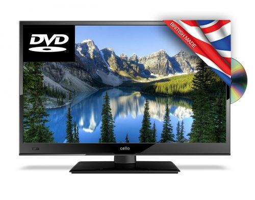 Cello C16230FT2 16-Inch HD Ready LED Digital TV with Built-in DVD Player...