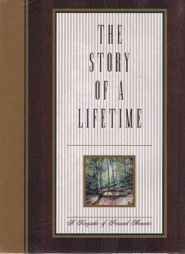 Pamela and Steven Pavuk's: THE STORY OF A LIFETIME: A Keepsake of Personal Memoirs (Hardcover; Plum Matte-Finish Laminated Covers, with Gold Leaf Edges)