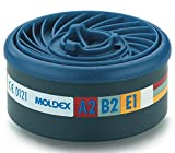 Moldex 9500 Gas filter A2B2E1 for Series 7000+9000 Easy Lock (8 pieces)