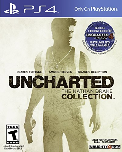 Uncharted: The Nathan Drake Collection (2015) (Video Game)
