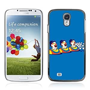 Designer Depo Hard Protection Case for Samsung Galaxy S4 / Clows