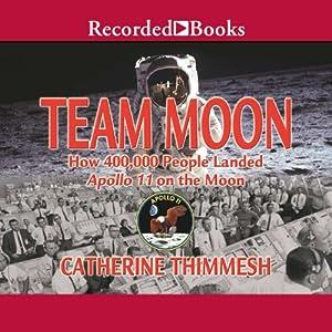 Team Moon Audiobook