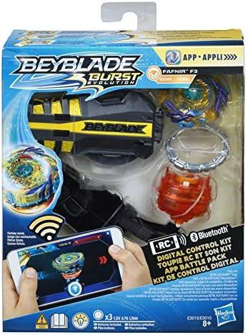 Beyblade Kit Radio Control 20x16cm: Amazon.es: Juguetes y juegos