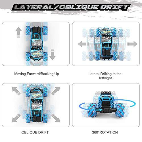 BFULL 4WD RC Auto 1//16 Drift Master Music Buggy 2,4 GHz Fernsteuerung...