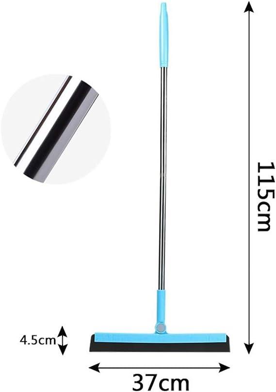 balayage magique Raclette de sol multifonction rotative /à 180 degr/és sans poussi/ère.