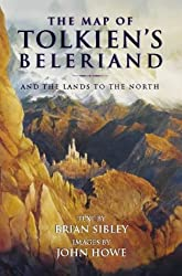 The Map of Tolkien's Beleriand: and the Lands to the North