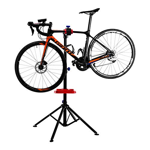 BEESCLOVER Strong Structure Bicycle Maintain Showing Frame Repair Tool Black by BEESCLOVER (Image #2)