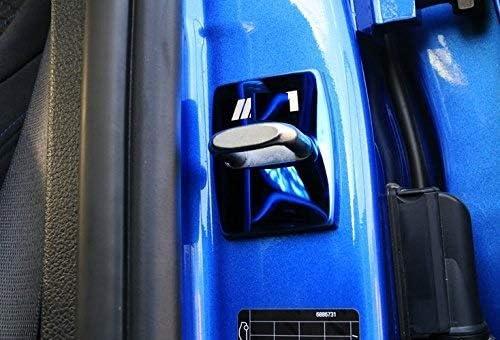 Eppar New Carbon Fiber Rear Spoiler for Lexus NX NX200t NX300h 2014-2017 Rear Middle Spoiler