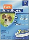 Ultra Guard Flea & Tick Collar for Dogs - White fresh scent