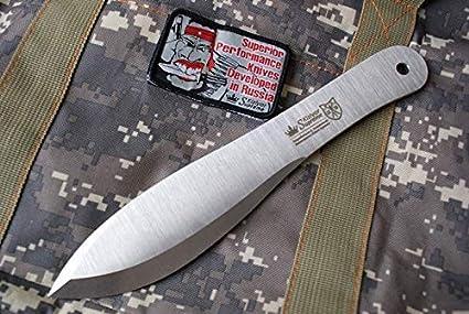 Amazon.com: Kizlyar Supreme - Juego de 3 cuchillos de ...