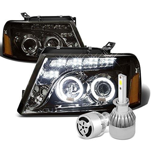 07 f150 smoked headlights - 9
