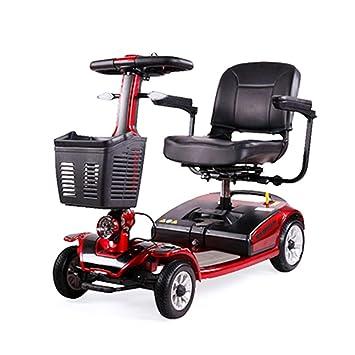 ACEDA Scooter Mobility | Vehículo De Movilidad | Moto Minusválidos | Moto para Personas Mayores |