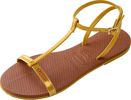 Stil Sennep Belize Sandaler Du Strap Justerbar Kvinners Stranden Ankel Byen Havaianas PvwEqzCx