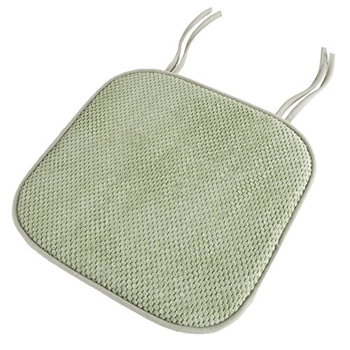 Lavish Home Chair Pad - Green