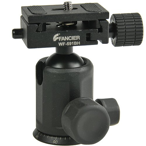Skater Dolly Ball Head Photo Ball Head Tripod Grip Action Ball Head Great for tabletop skater dolly Grip Action Head