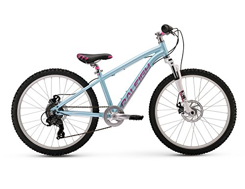 Raleigh Bikes Raleigh Eva 24 Girl's Mountain Bike, 24