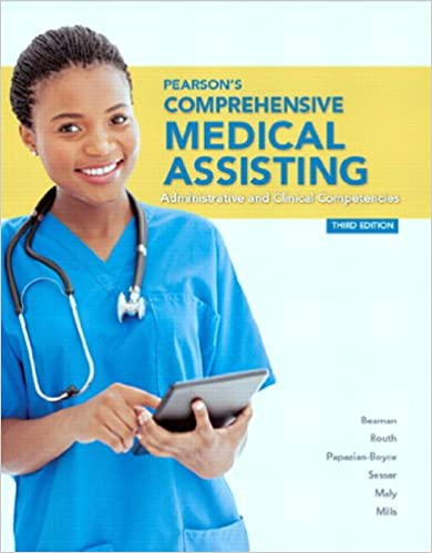 Pearsons comprehensive medical assisting kindle edition by nina pearsons comprehensive medical assisting kindle edition by nina beaman kristiana sue routh lorraine m papazian boyce janet m sesser ron maly fandeluxe Gallery