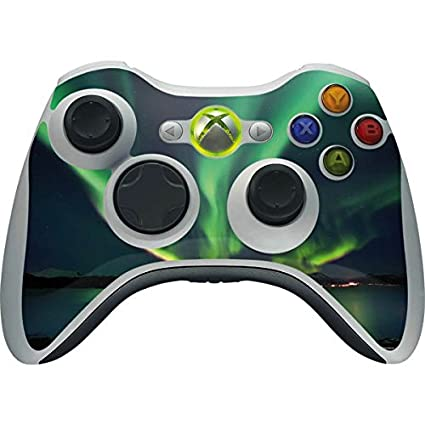 Amazon com: Nature Xbox 360 Wireless Controller Skin
