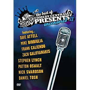 The Best of Comedy Central Presents II: Uncensored (2008)