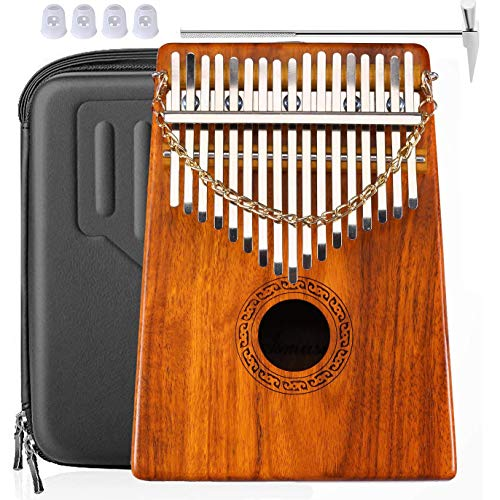 String Musical Instruments & Gear Friendly 15 Key Kalimba Solid Spruce Wood Thumb Finger Piano Mini Keyboard Instrument Gyt In Pain