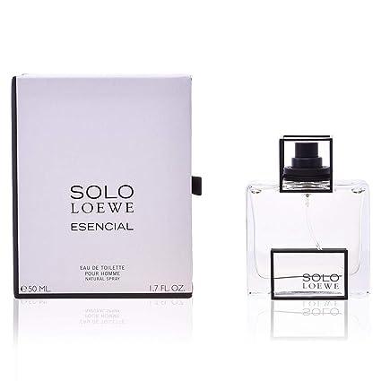 Loewe Solo Loewe Esencial Vaporizador Agua de Colonia - 50 ml