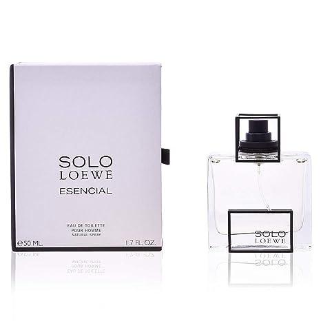 Loewe Solo Loewe Esencial Vaporizador Agua de Colonia - 50 ml: Amazon.es: Belleza
