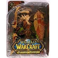 Figura de acción de elfo de sangre de DC Comics World of Warcraft serie 3 Paladín