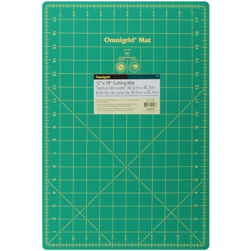 Omnigrid Mat (Omnigrid 12-Inch-by-18-Inch Gridded Mat)