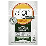 Align Extra Strength Daily Probiotic Supplement, Probiotics Supplement, 21 Capsules (Packaging May Vary) Review