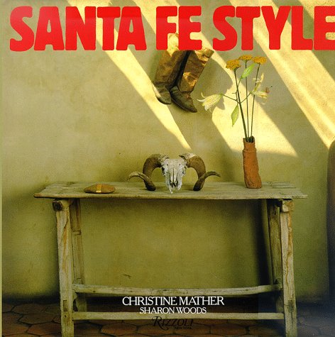 Since the opening of the Santa Fe Trail in 1821, the town of Santa Fe, New Mexico, has been a rich source of original American design. Santa Fe Style explores the beginnings and current forms of this exciting design tradition, from the ancient ins...