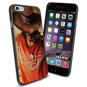 Call-of-Juarez-Gunslinger,Cool iPhone 6 Smartphone Case Cover Collector iphone TPU Rubber Case