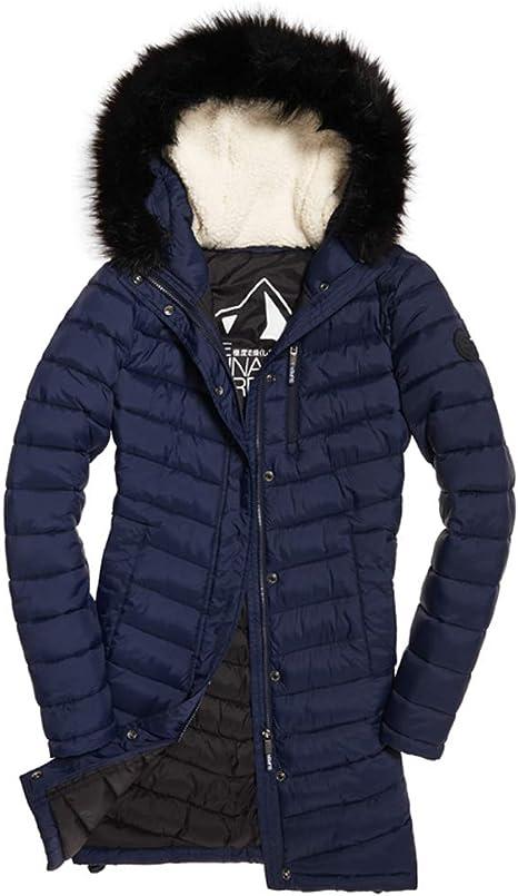 Superdry Doudounes g50006sr Bleu: : Vêtements et