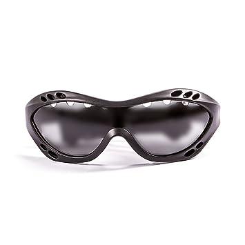 Ocean Sunglasses Costa Rica - Gafas de Sol polarizadas - Montura : Negro Mate - Lentes