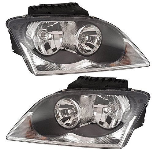 04 pacifica headlight assembly - 9