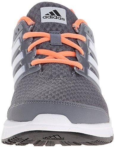 New Adidas Galaxy Elite Running Shoe Grey/frost Green 5 Grey/White/Flash Orange 8wrKazrElW