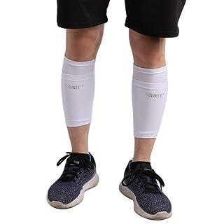 Jambi/ères Support pour prot/ège-Tibias Ohhome Chaussettes de Football avec Poche de Football Prot/ège-Tibias Chaussettes.