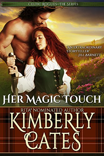 Her Magic Touch (Celtic Rogues Book 3) cover