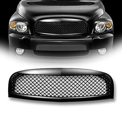 Amazon Com Vxmotor 2006 2010 Chevy Hhr Matte Black Luxury Sport