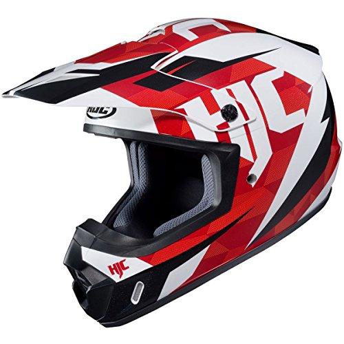 Mens Dirt Bike Motorcycle Helmets - HJC Mens CS-MX 2 Dakota Off-Road/Dirt Bike Motorcycle Helmet - MC-1 / Medium