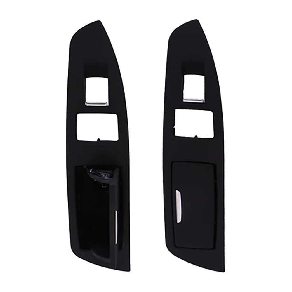 HERCHR Car Ashtray, for 7 Series F01 F02 730 740 750 760 Rear Door Ashtray Ashtray Box (BLACK,LEFT)