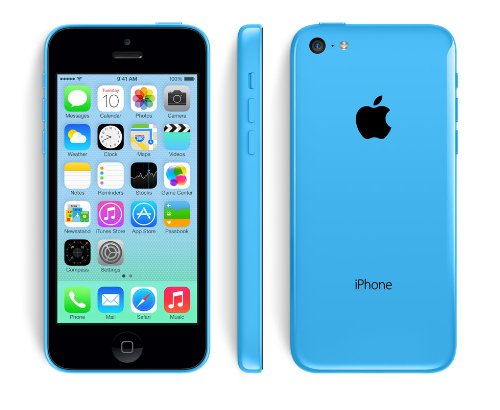 Apple iPhone 5C 8 GB Sprint, Blue