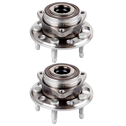 - SCITOO Compatible with Both(2) 513288 New Front Wheel Hub Bearing Assembly fit 2010-2016 Buick Chevy 5 Lugs w/ABS