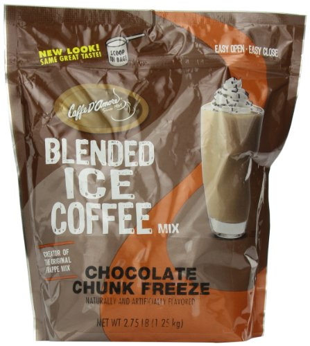 (Frappe Freeze Coffee Chocolate Chunk Blended Drink Mix, 2.75 Pounds)