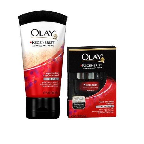 (Olay Regenerist Holiday-Ready Radiance Duo 1 set)